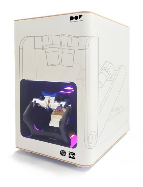 Зъботехнически 3D скенер HD