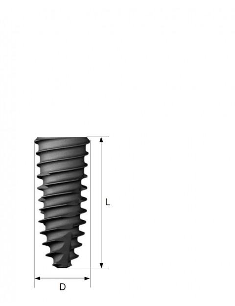 Импланти Osstem TS IV CA имплантна система