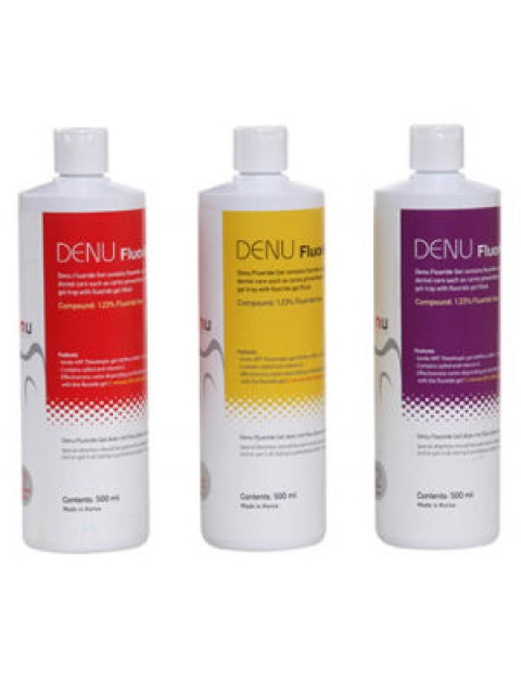 DENU Fluoride Gel / Флуориден гел за превантивна грижа и превенция от кариеси