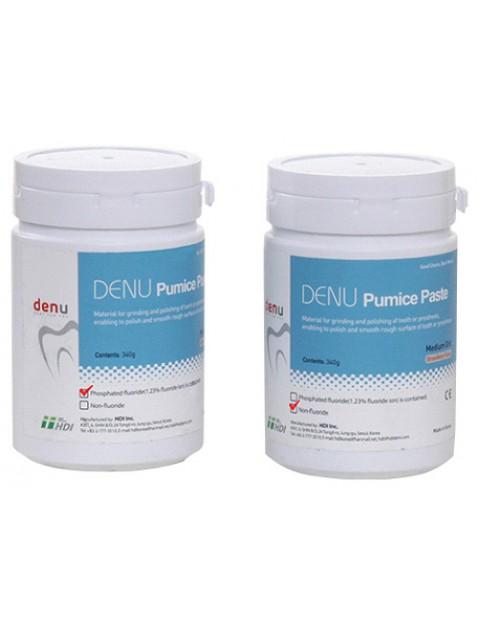 DENU Pumice Paste / Материал за полиране на зъби или протези