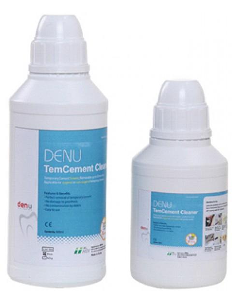 DENU TemCement Cleaner Смес за премахване на цимент