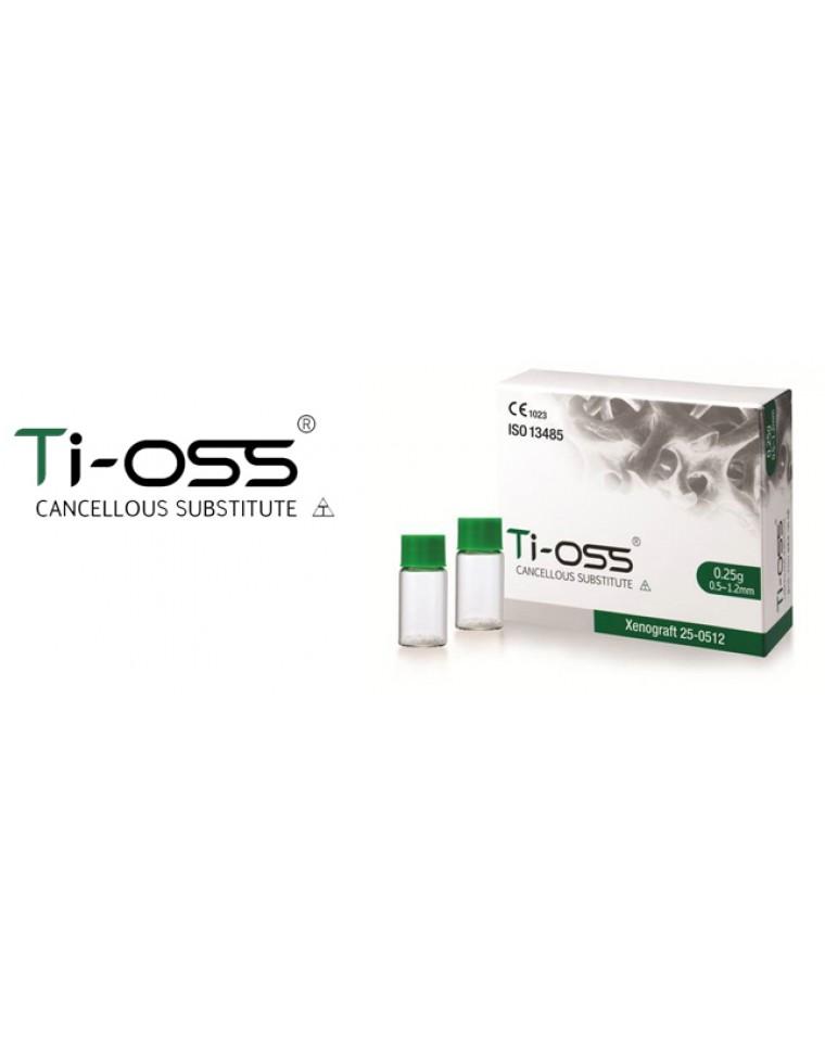 TI-OSS – Заместител на гъбестата костна тъкан Ti-OSS от www.dentios.bg
